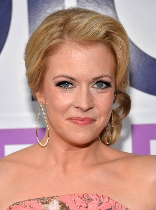 Melissa Joan Hart at the 40th Annual People's Choice Awards in January 2014