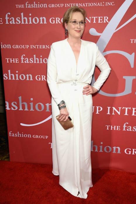 Meryl Streep at The FGI 32nd Annual Night Of Stars in October 2015