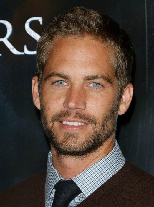 "Paul Walker at the ""Flags of Our Fathers"" premiere in November 2013"