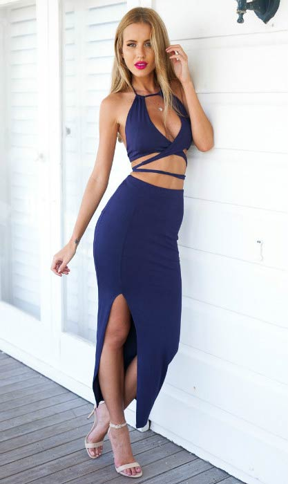 Renee Somerfield in a modeling photo uploaded on her social media account