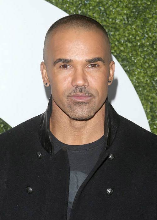 Shemar Moore at the GQ Men of the Year Party in December 2016