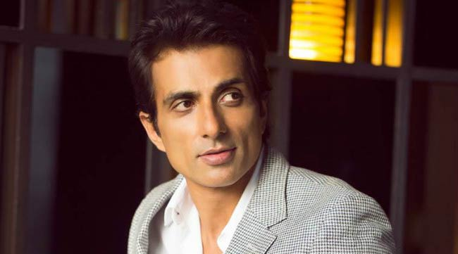 Sonu Sood in a modeling photoshoot done in 2014