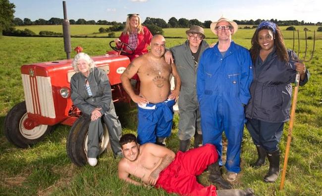 Alison Hammond and other Sugar Free Farm 2016 contestants