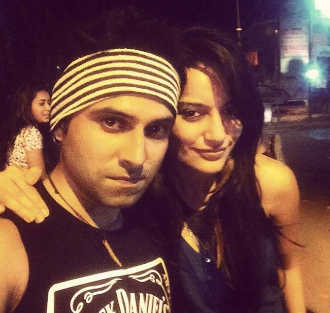 Surbhi Jyoti and ex-boyfriend Zoravar Singh