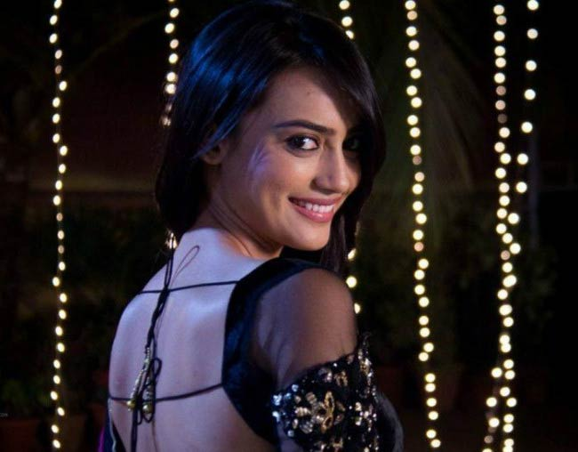 Surbhi Jyoti in a modeling photoshoot done in 2014