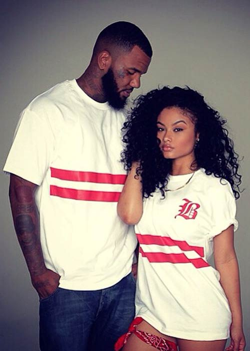 The Game and India Westbrooks