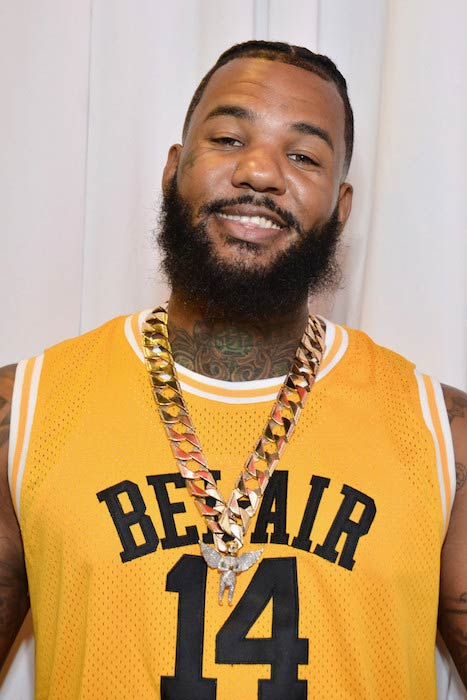 The Game at 2016 BET Awards