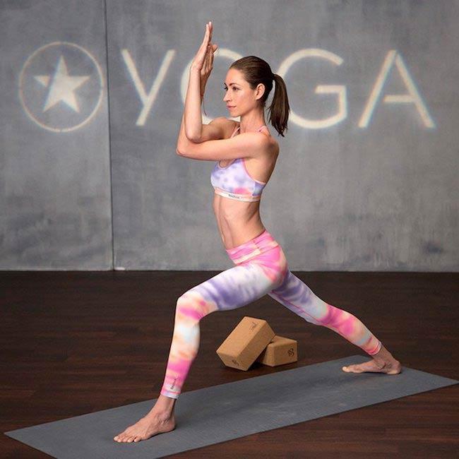 Yoga guru Tara Stiles