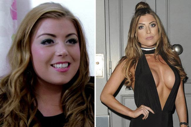 Abigail Clarke body transformation