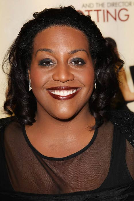 Alison Hammond at the UK premiere of Morning Glory in January 2011