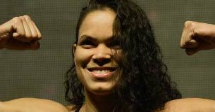 Amanda Nunes Height, Weight, Age, Body Statistics