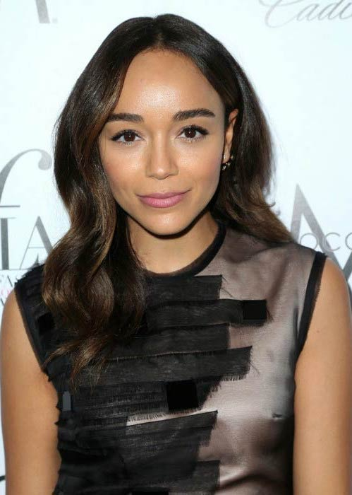Ashley Madekwe at the Fashion Los Angeles Awards in March 2016