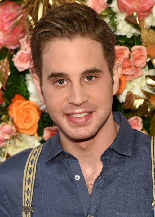 Ben Platt at the 2016 Obie Awards