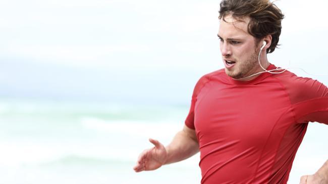 Blake Worrall-Thompson running