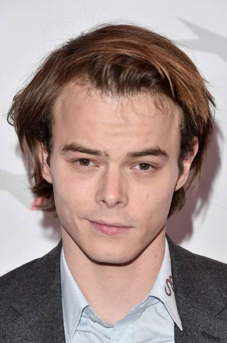 Charlie Heaton at the 2017 AFI Awards in Beverly Hills