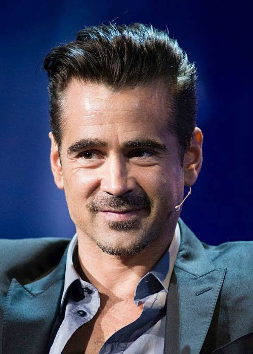 Colin Farrell at the Adobe EMEA Summit at ExCel in May 2016 in England