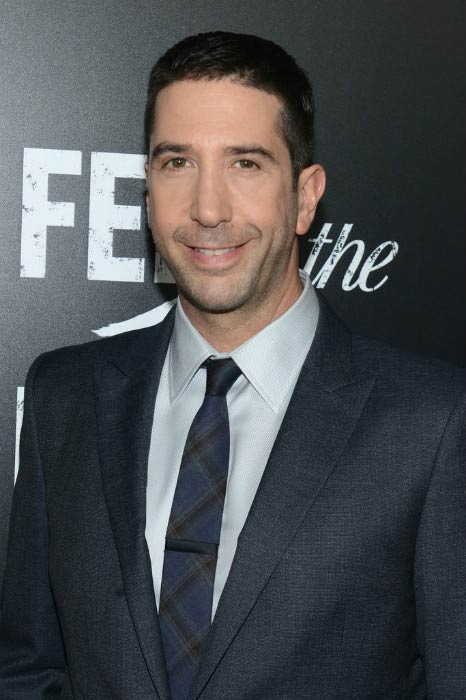 David Schwimmer at the AMC's Feed The Beast premiere in May 2016