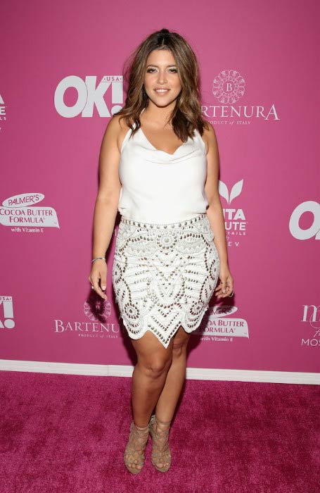 Denise Bidot at the OK! Magazine's So Sexy NYC Event in May 2015