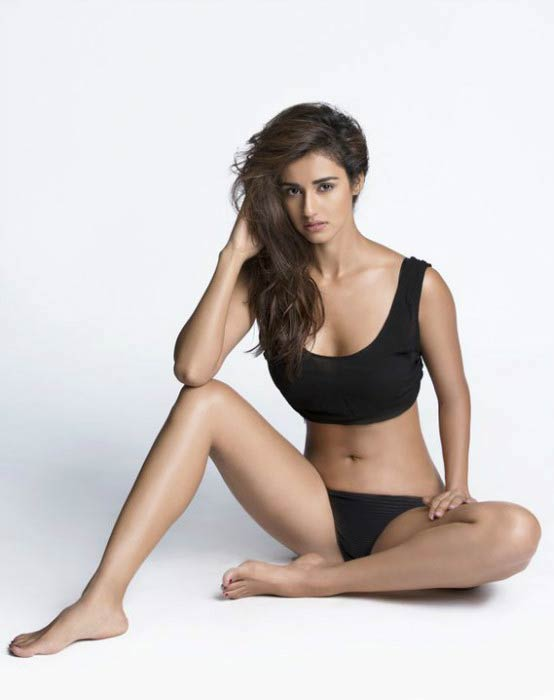 Disha Patani in a photoshoot shared on her social media account