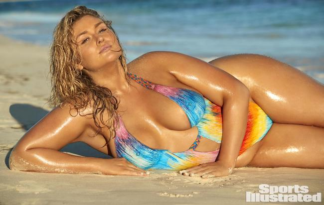 Hunter McGrady for Sports Illustrated Swimsuit Issue 2017