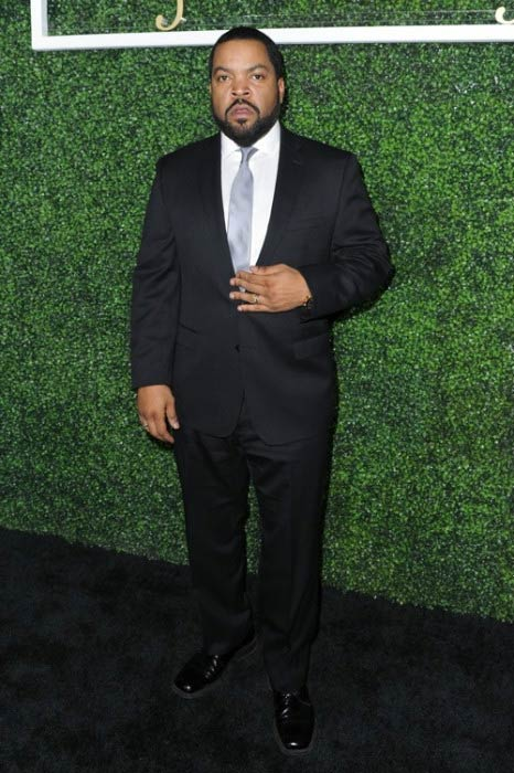 Ice Cube at the Common's Toast to the Arts event in February 2016