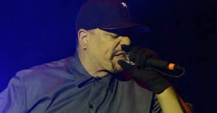 Rapper Ice-T Height, Weight, Age, Body Statistics