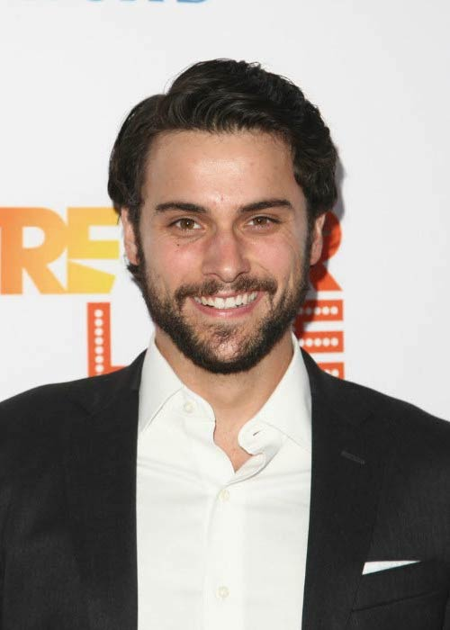 Jack Falahee at The Trevor Project's TrevorLIVE LA in December 2016