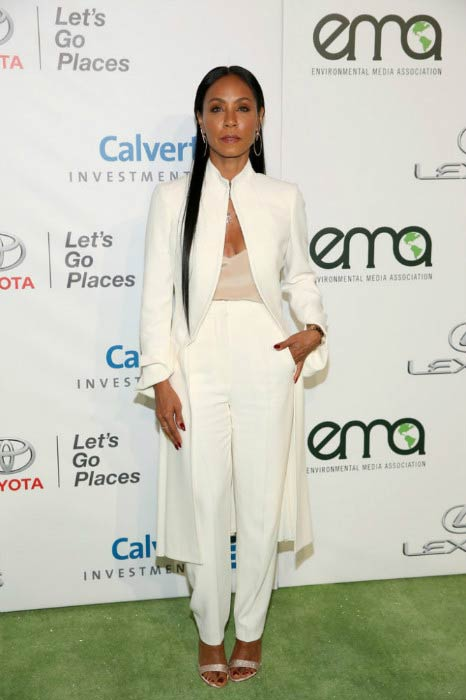 Jada Pinkett Smith at the Environmental Media Association Awards 2016
