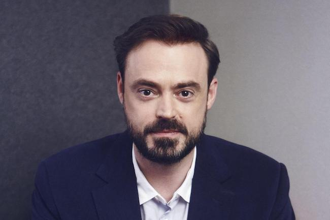 Radio and TV personality Jamie Theakston