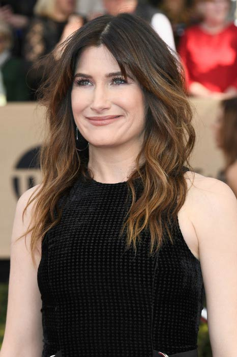 Kathryn Hahn at the 2017 Screen Actors Guild Awards