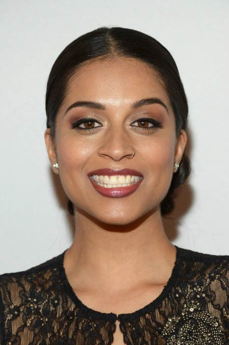 Lilly Singh at the 2016 Marie Claire Young Women's Honors
