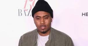 Rapper Nas - Featured Image