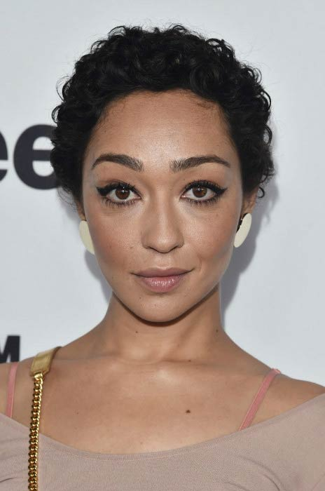 Ruth Negga at the 2017 Film Independent Filmmaker Grant and Spirit Award Nominees Brunch