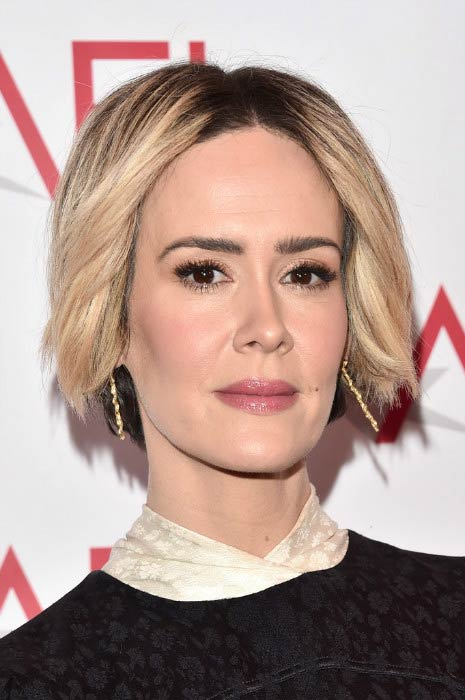 Sarah Paulson at the 2017 AFI Awards