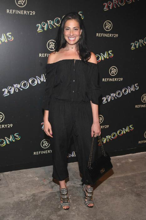 Stacy London at the Refinery29's Second Annual New York Fashion Week Event in September 2016