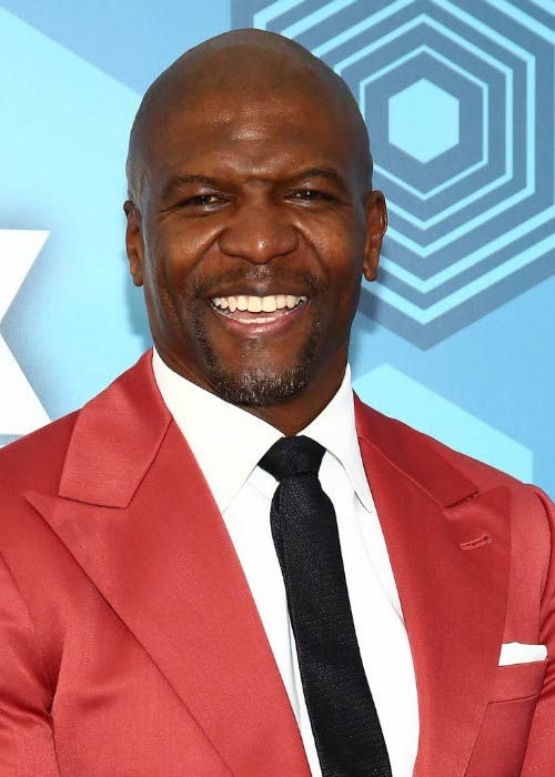 Terry Crews at the FOX Upfront Arrivals in May 2016
