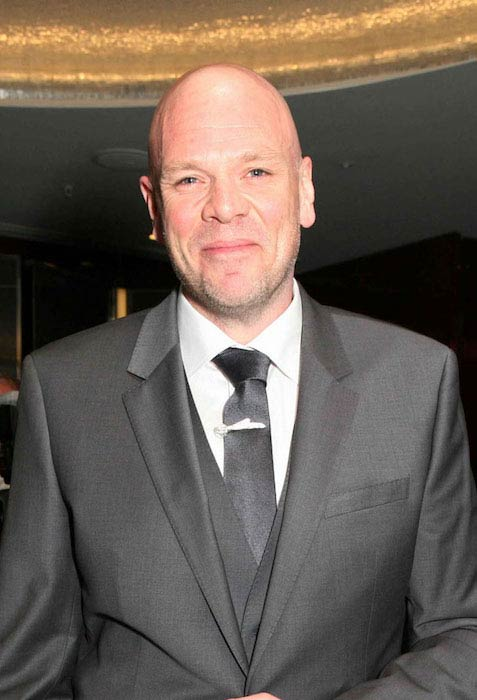 Tom Kerridge after weight loss