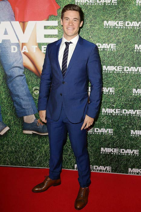 How tall is adam devine