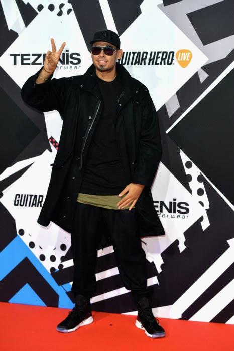 Afrojack at the MTV EMAs 2015 in Milan, Italy