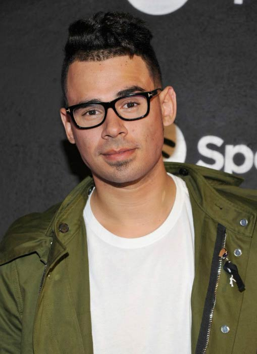 Afrojack at the Spotify Best New Artist Nominees celebration in 2017 in Los Angeles