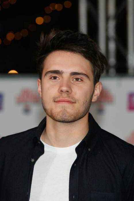 Alfie Deyes at the UK Premiere of Joe & Casper Hit The Road USA in November 2016
