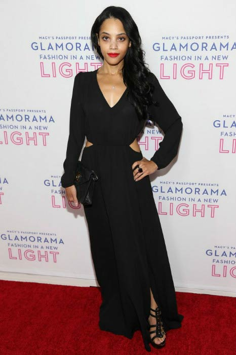 Bianca Lawson at the Macy's Passport Presents Glamorama in September 2013