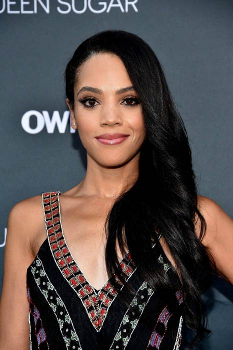 Bianca Lawson at the OWN: Oprah Winfrey Network's Queen Sugar premiere in August 2016