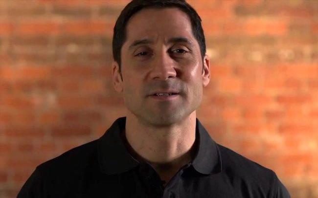 Celebrity trainer Pete Geracimo