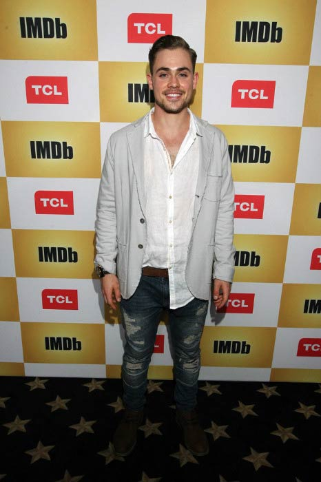 Dacre Montgomery at the IMDb Yacht Party at San Diego Comic-Con in July 2016
