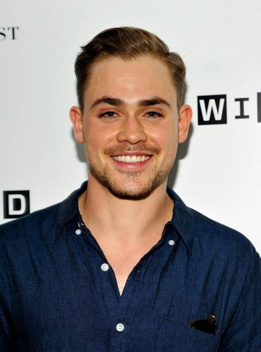 Dacre Montgomery at the WIRED Cafe during Comic-Con International in July 2016