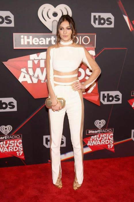 Daya at the 2017 iHeartRadio Music Awards