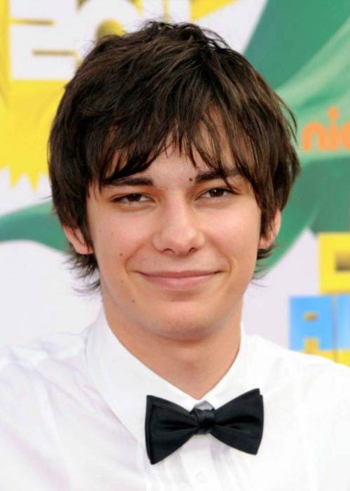 Devon Bostick at the 24th Annual Kids' Choice Awards in April 2011