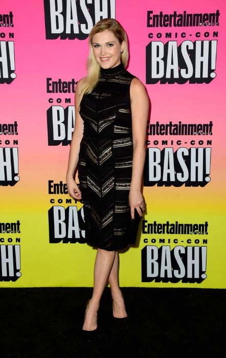 Eliza Taylor at the Entertainment Weekly's Comic-Con Bash in July 2016