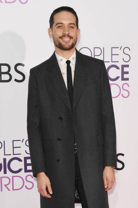 G-Eazy at the 2017 People's Choice Awards